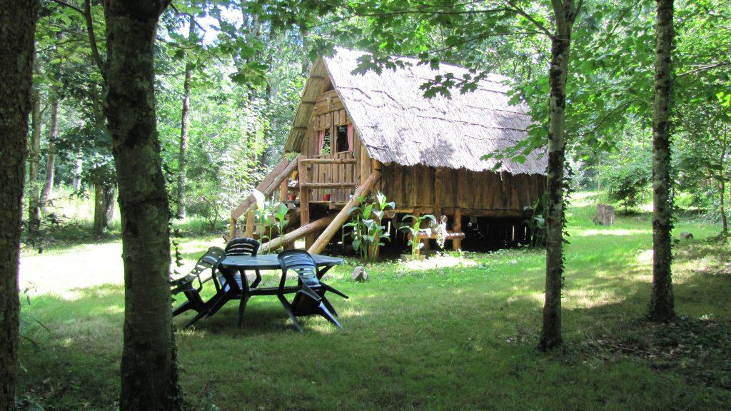 La bergerie des bois - location de chalets-2