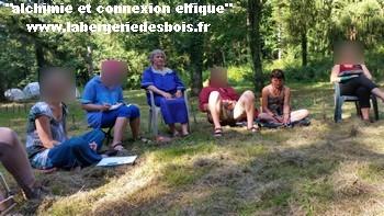 initiation spirituelle avec le peuple des elfes